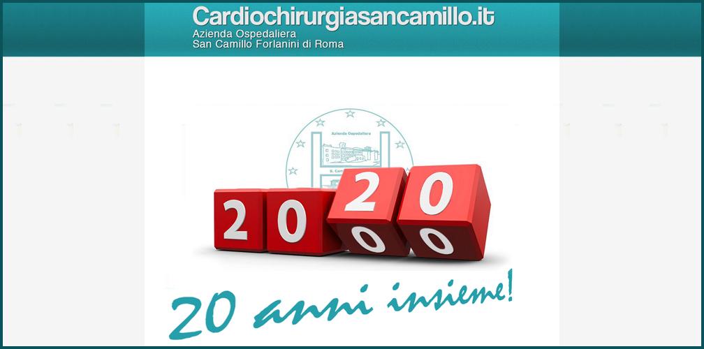 Cardiochirurgia Ospedale San Camillo da oltre 20 anni