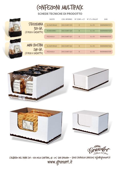 Catalogo Multipack Granart