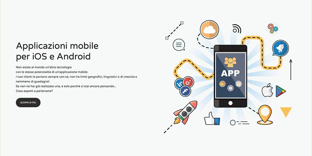 Next ADV app iOS e Android