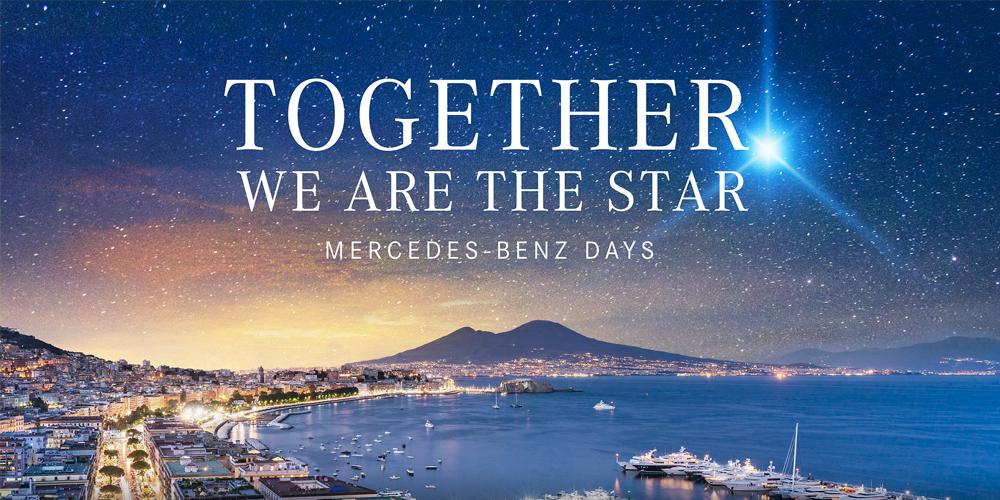 Evento Mercedes copertina