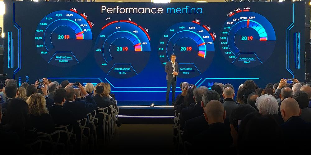 Evento Mercedes grafici interattivi