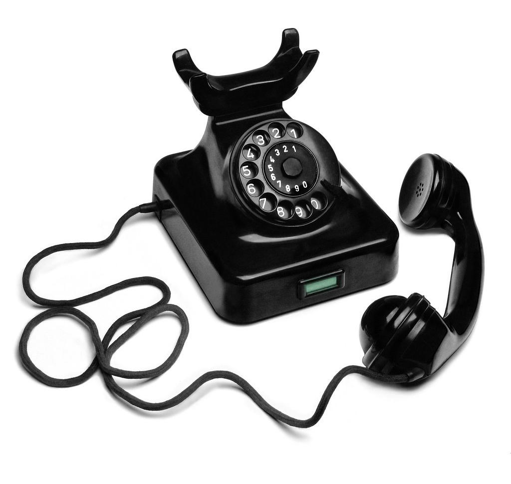 Telefono bachelite