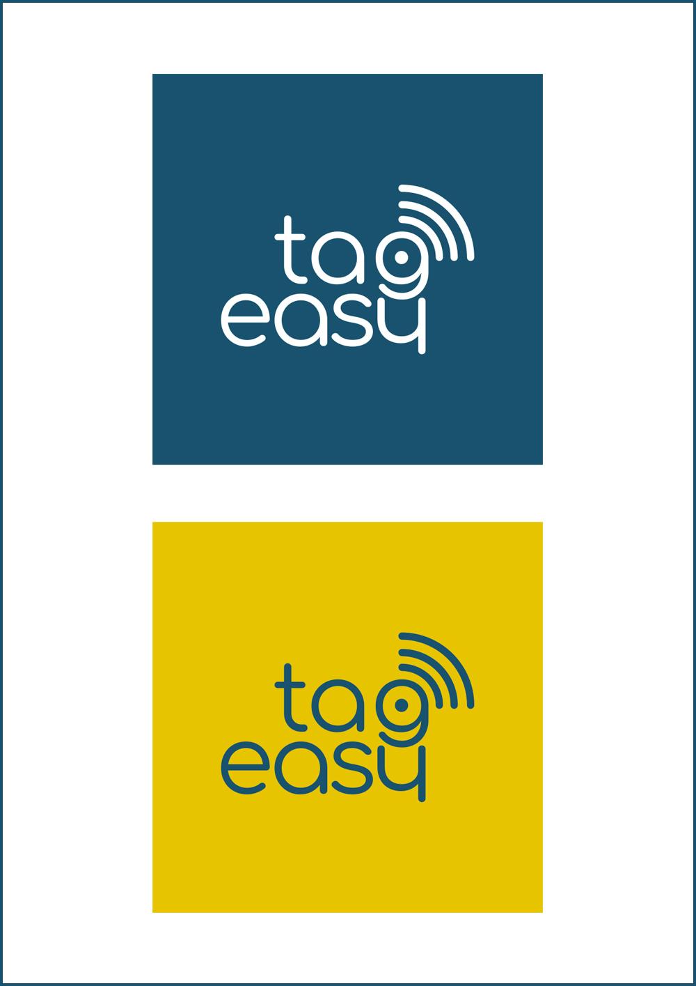 Logo Tag Easy. Manuale: applicazione colore