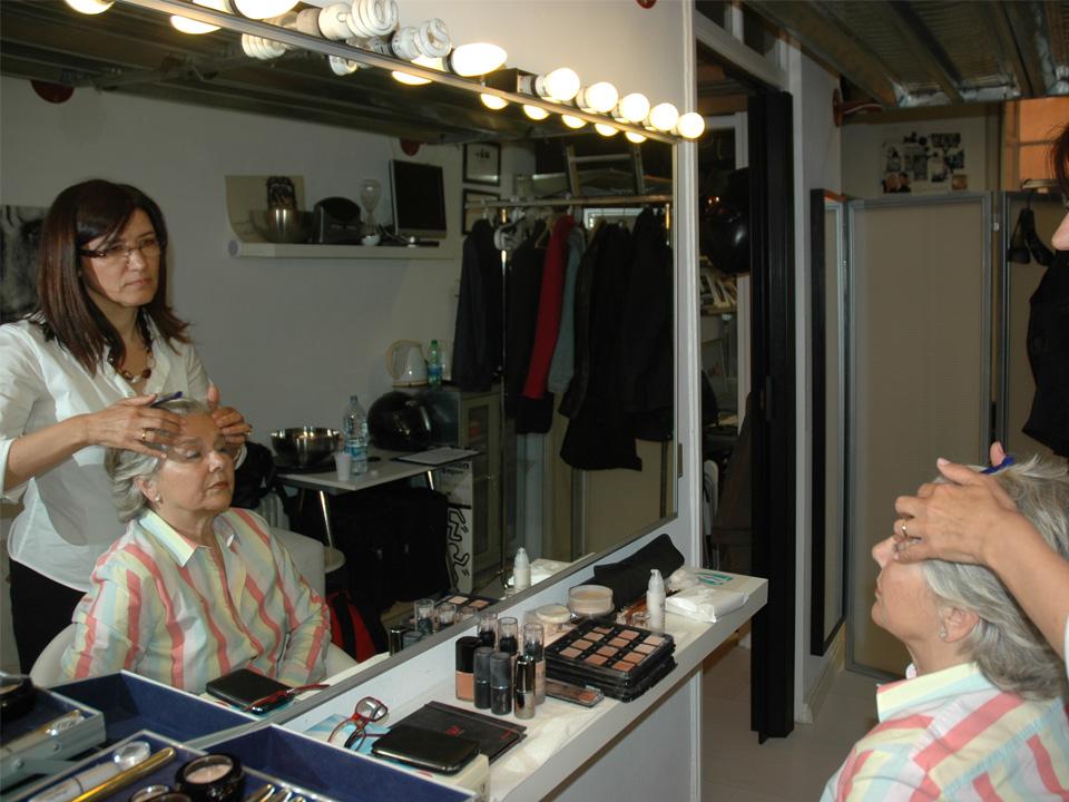 Centro Nazionale Trapianti Spot TV backstage